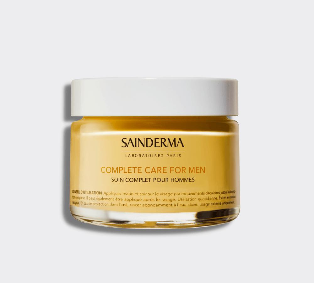 Organic men's face cream complete Care